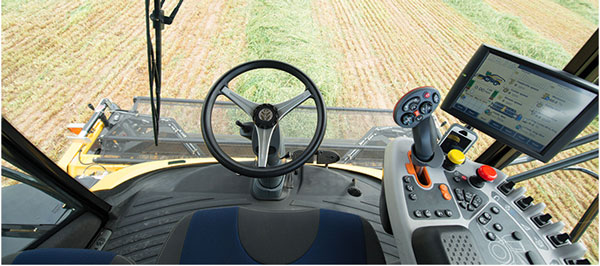heavy duty agricultural joystick controller