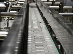 Industrial Factory Conveyor Belt